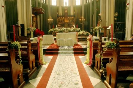 Artikel Dekorasi Gereja Dekorasi Dekorasi Ulang Tahun Rangkaian Bunga ...
