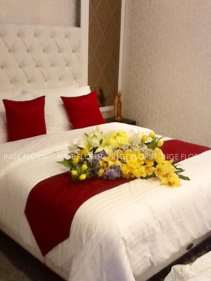 Kamar Pengantin Inge Florist Wedding Decoration Dekorasi
