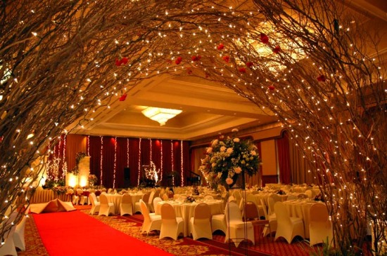 Entrance - Weeding Party