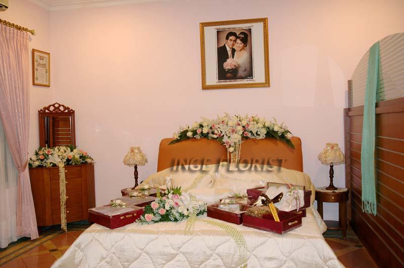 Kamar Pengantin | Inge Florist - Wedding Decoration - Dekorasi