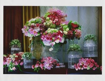 Pelaminan Inge Florist Wedding Decoration Dekorasi Pernikahan