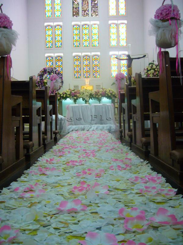 Aisle gereja